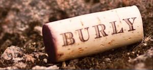 BURLY Wine cork